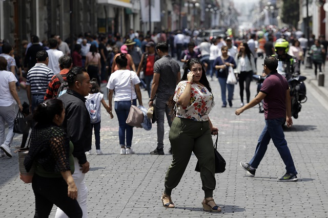 Destaca Puebla por su actividad peatonal en el último sexenio