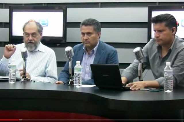 Transmiten e-consulta y Estamos al Aire programa #PueblaVota