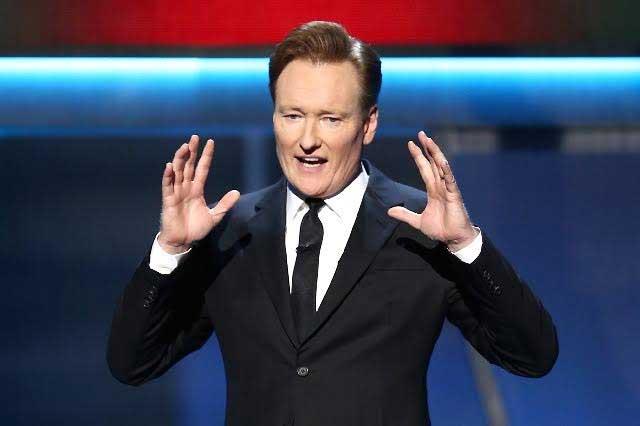 Conan O'Brien anuncia que viajará a México para realizar programa
