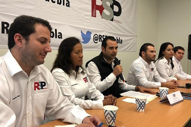 Redes Sociales Progresistas, un movimiento genuino: Ramón Fernández