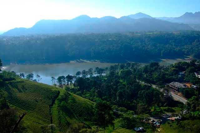 Denuncian despojo de pueblos en Necaxa por proyecto turístico