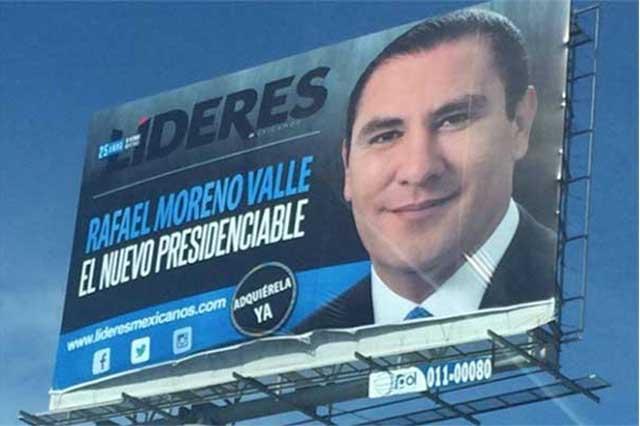 Promoción de RMV sigue intacta en internet y Líderes Mexicanos se niega a hablar al respecto