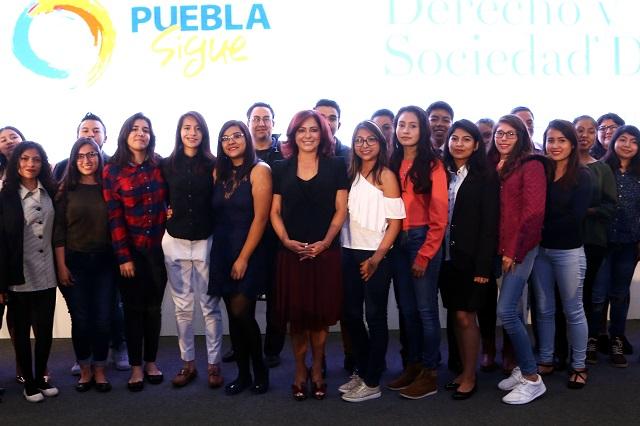 SEDIF promueve responsabilidad de adolescentes ante redes sociales