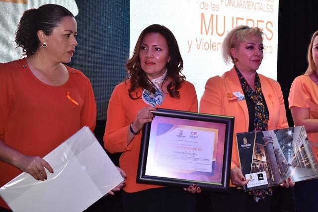 Promueve Teziutlán prevención de violencia contra las mujeres