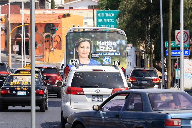 INE prohíbe a candidatos participar en spots