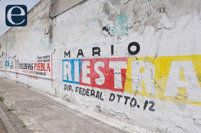 Amonestan a Riestra por violar ley electoral de forma leve