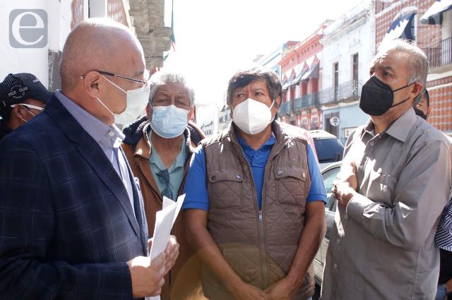Bañeros piden condonación de adeudo con Agua de Puebla