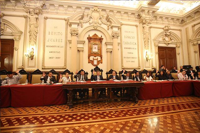 Promueve Cabildo poblano creación y mejoras de áreas verdes