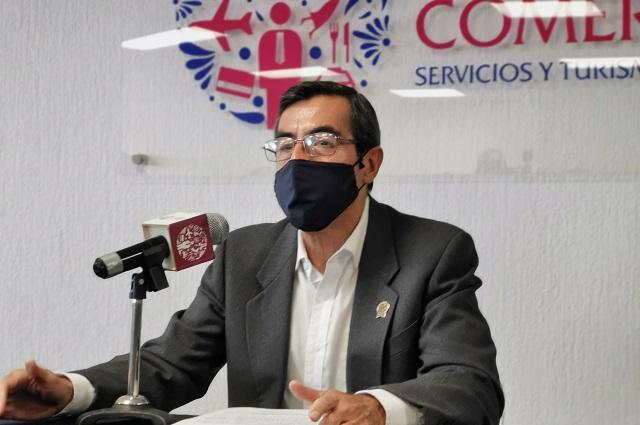 Postergan obras de la 5 de Mayo por falta de permisos: Canaco