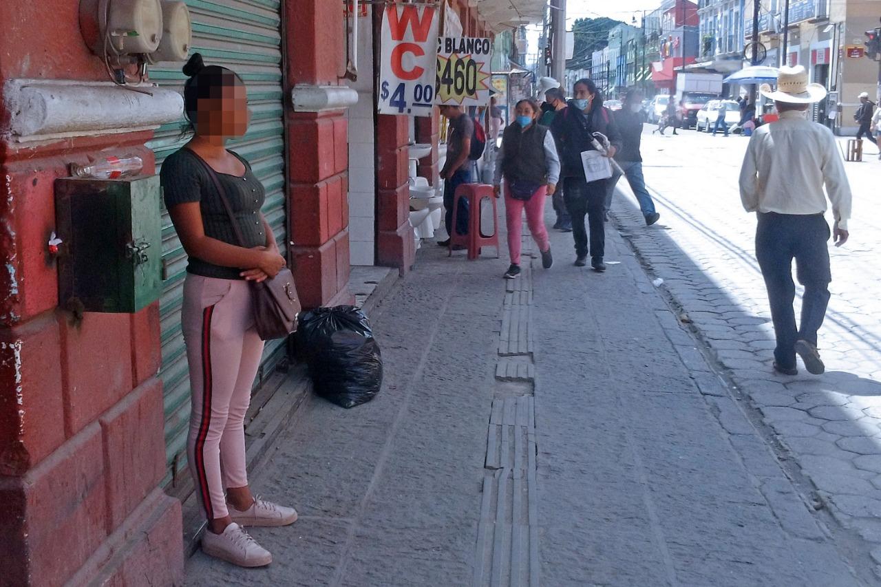 Prostitución y narcomenudeo, retos  en el centro de Puebla: Mantilla