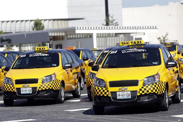 Arranca Protaxi en Puebla y equipara sus tarifas a Uber