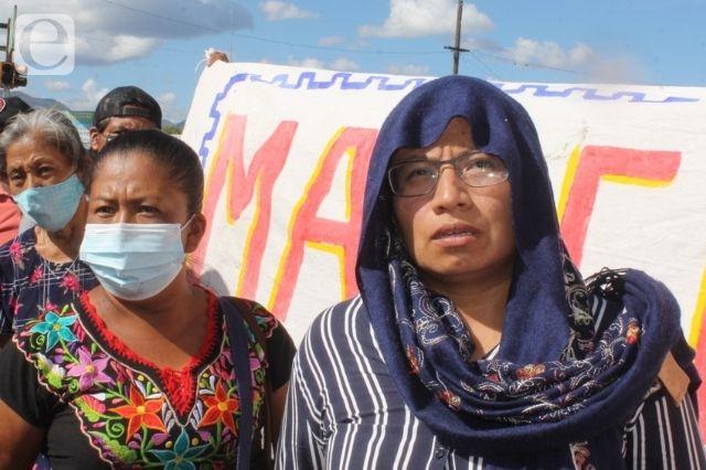 Suspenden paro en Tehuacán; prometen liberar a activista