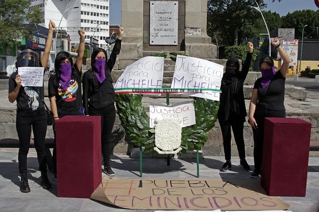 Familiares y parejas, los más feminicidas en Puebla