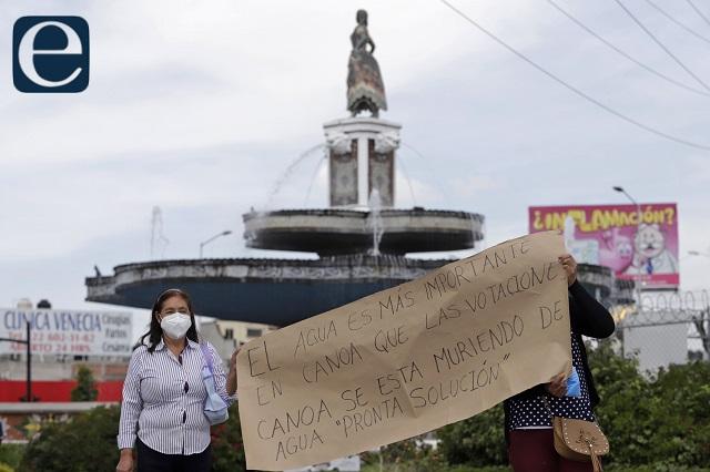 Fustiga Barbosa a gobierno capitalino por casos García Viveros y Canoa