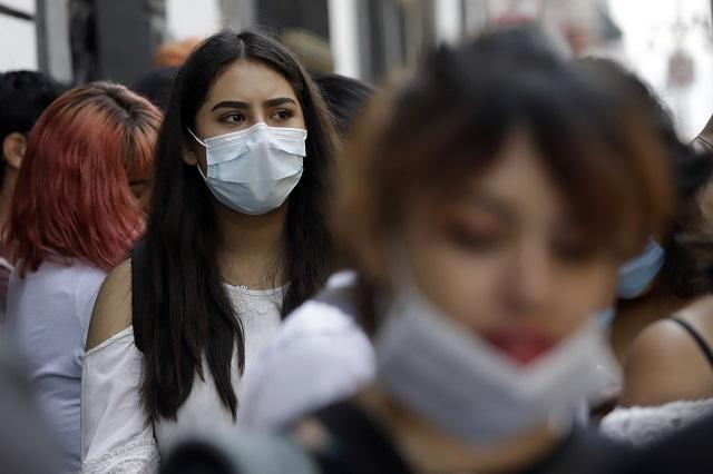 Sigue mala calidad del aire en centro de la ciudad de Puebla