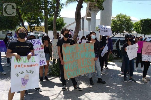 Feministas en Tehuacán son ignoradas por autoridades