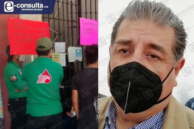 Exigen a Gustavo Vargas liquidar adeudo de 7 meses con gasolinera