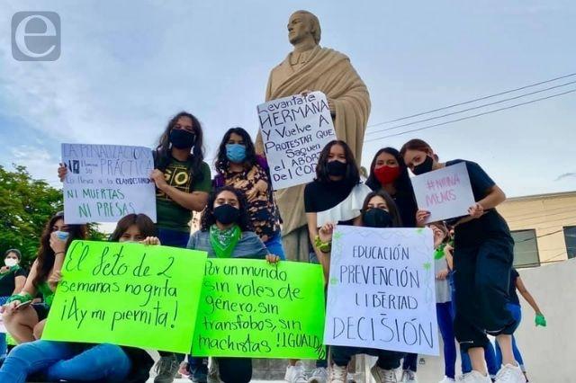Convocan a marchas pro-aborto en Izúcar, Chietla y Acatlán