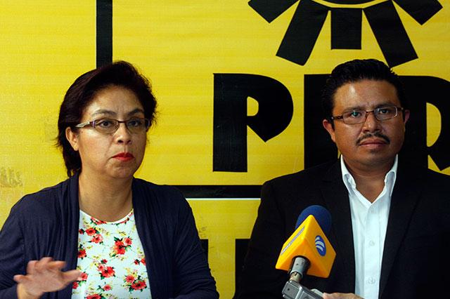 Provocación al PRD, sesión convocada por NI, dice Cotoñeto