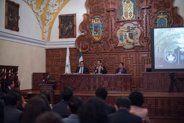 CU BUAP aprueba Proyecto de Ingresos y Presupuesto de Egresos