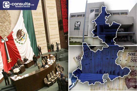 Hasta 7.6% recortan a Puebla en gasto federal para 2021