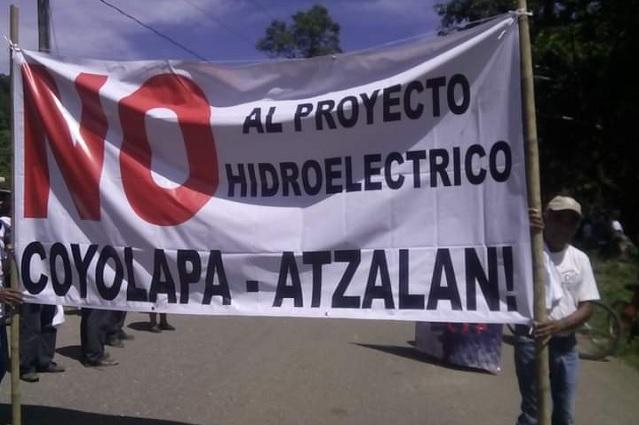 Continúan vigentes permisos para Hidroeléctrica Coyolapa-Atzalan