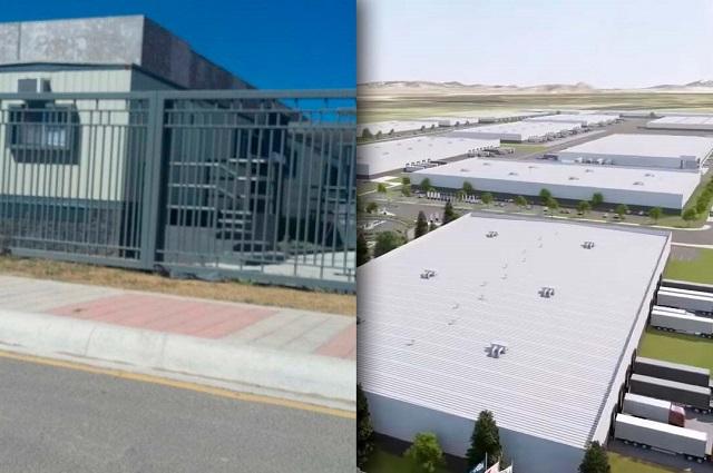 Alberga Puebla parques industriales 'fantasma'