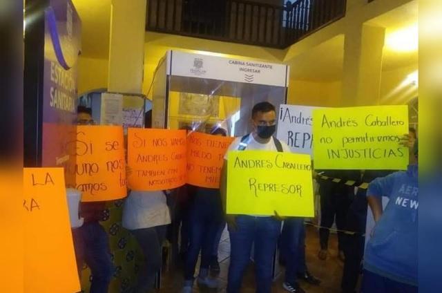 Despiden a Yocelin Diego por ser miembro del Concejo Ciudadano de Tehuacán