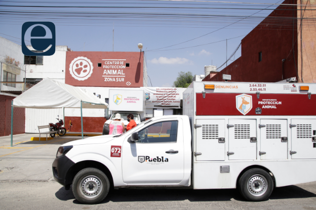 Por elección, ayuntamiento de Puebla inmoviliza vehículos