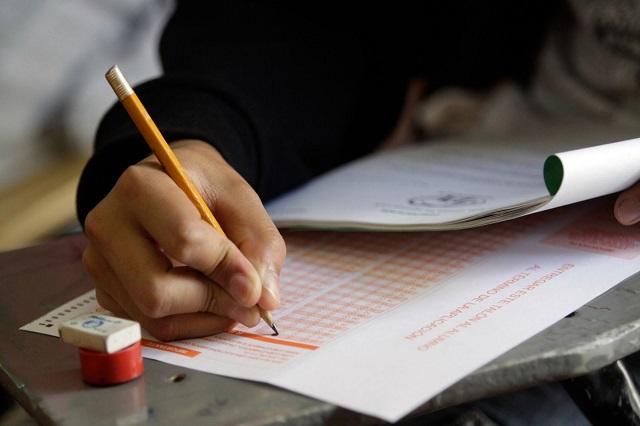 Desciende Puebla en ranking de conocimientos de prueba Planea