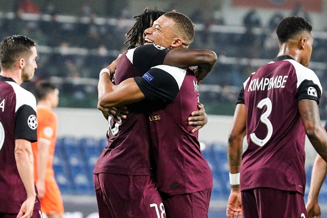 PSG logra victoria en Champions; pierden a Neymar por lesión