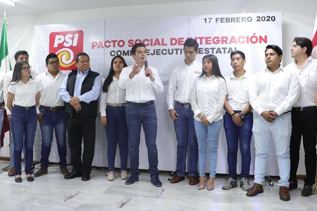 PSI  va a capitalizar voto de los jóvenes: Navarro