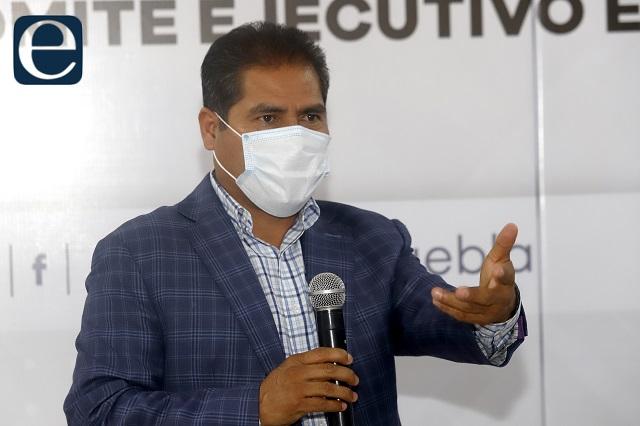 Candidato de PSI y CPP propone un teleférico para Tecamachalco