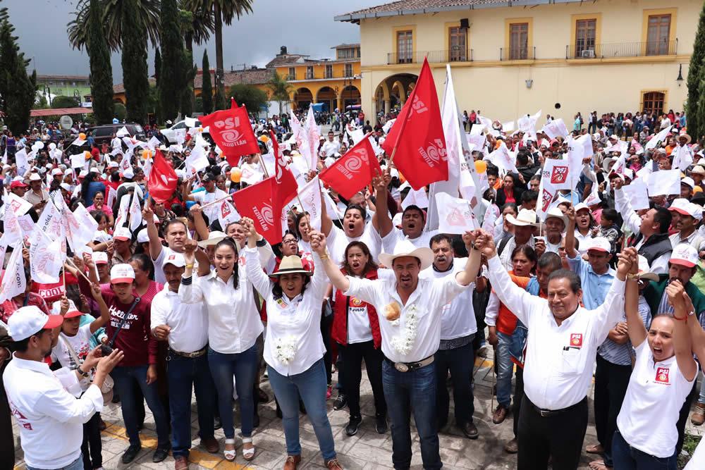 PSI  pone alma y corazón en cada acción y proyecto: Carlos Navarro