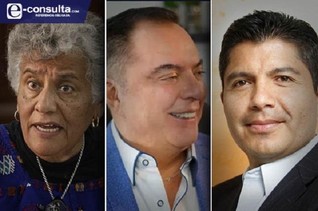 Lalo Rivera suma el respaldo del PSI; Rosa Márquez y Rivera Santamaría se destapan