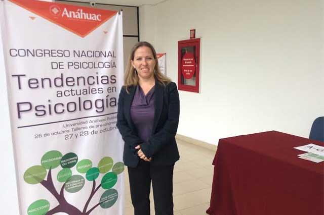 No se da importancia a consultar al psicólogo: U Anáhuac