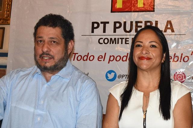 Se deslinda PT de venta de candidaturas en Puebla