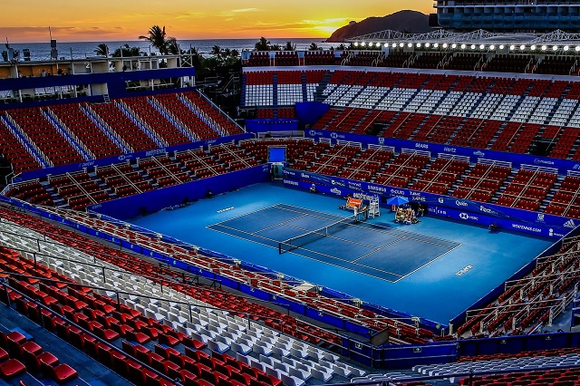 Abierto Mexicano de Tenis asegura presencia de aficionados