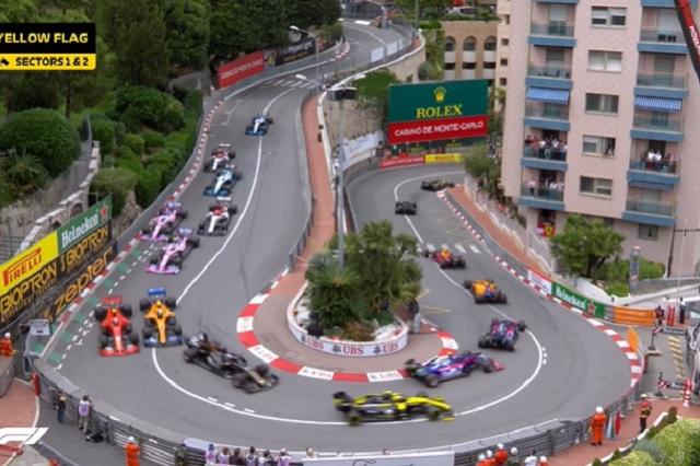 F1: Gran Premio de Mónaco será el primero en celebrarse con público