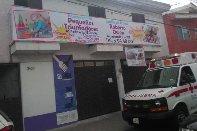 CDH indaga caso de bebé desnucada en guardería de Sedesol