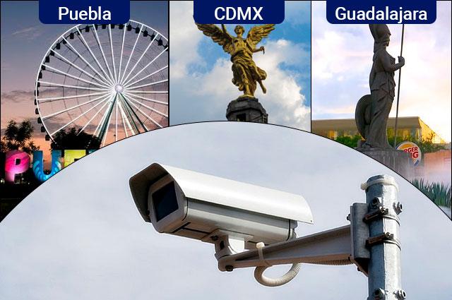 Será Puebla la ciudad con más cámaras de fotomultas del país
