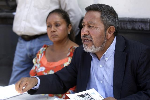 Congreso impide destitución del edil de Jolalpan, acusa abogado