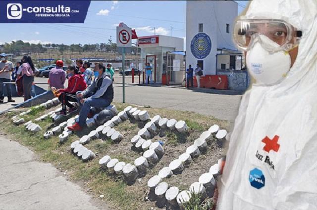 Contagios en penales ponen a Puebla en primer sitio nacional