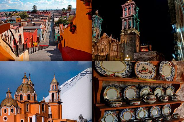 Resalta Puebla por sus paisajes, comida y escuelas, según Mitofsky