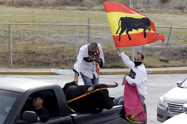 Pierde Claudia Rivera votación y corridas de toros siguen vivas