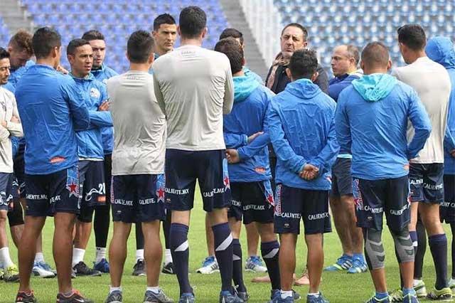 Saldrá Puebla FC por la victoria ante Monterrey: Marini