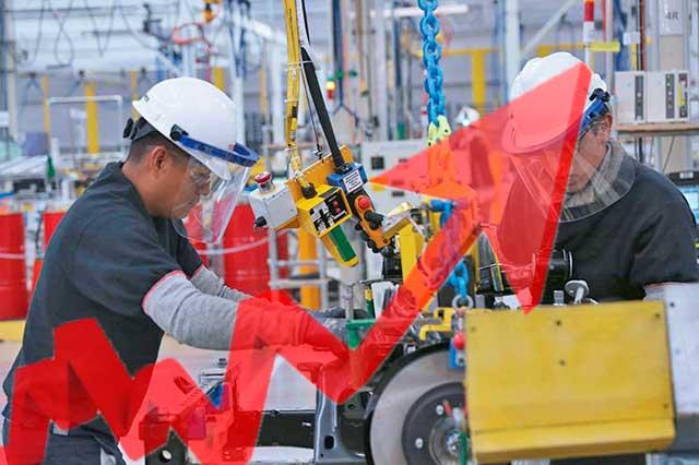 Puebla lidera producción industrial tras pandemia