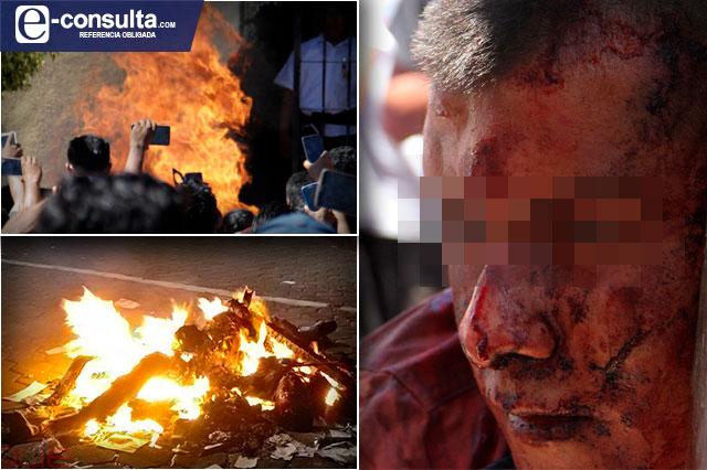 Incitan en Triángulo Rojo y Puebla capital el 68% de linchamientos