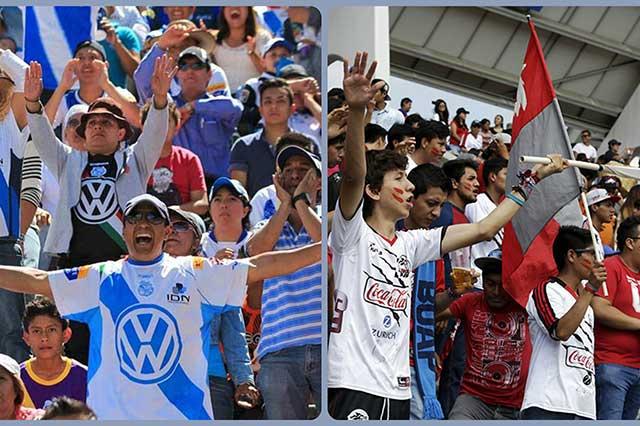 Puebla-Lobos es solo un Derby, más no una batalla