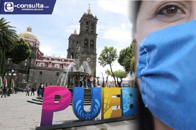 Es Puebla el municipio con más contagios de Covid-19 del país